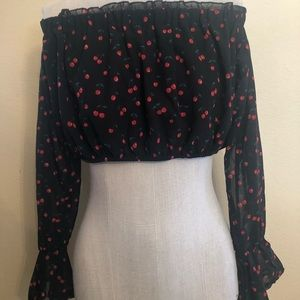 Verge Girl/ boutique shirt